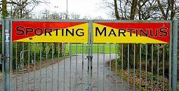 Clothing sponsor 2018-2019 Sporting Martinus
