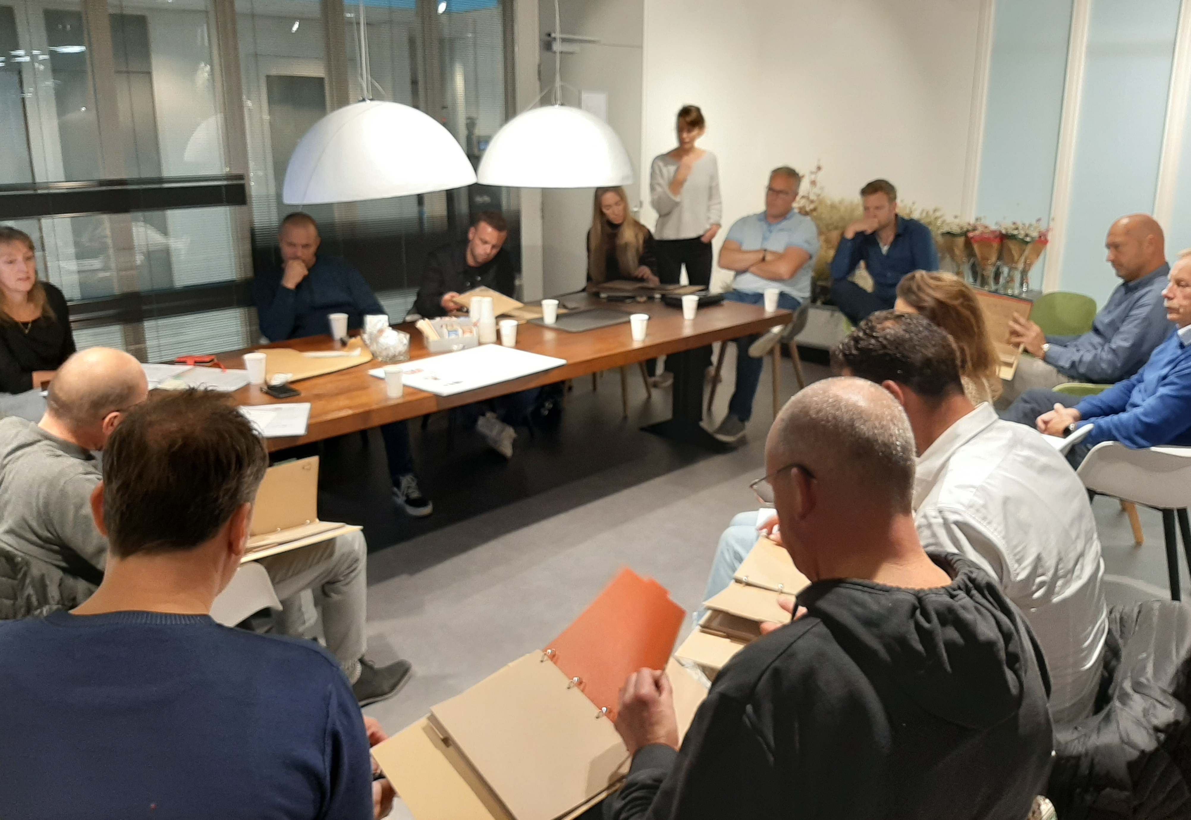 Session at Fleura Metz