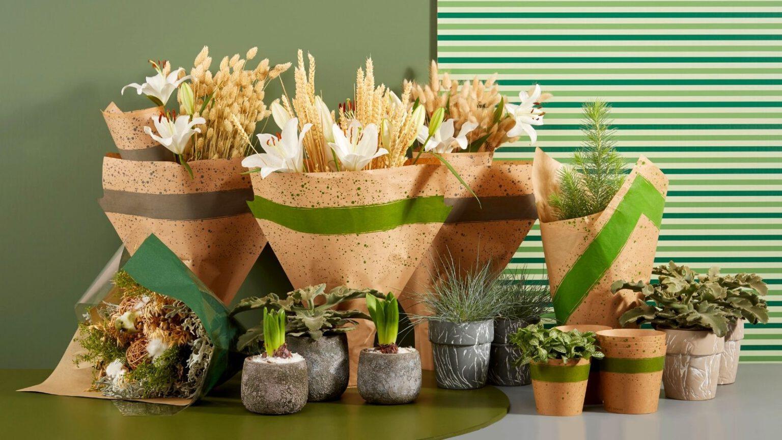 Botanical thema