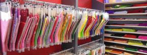 Showroom sleeves