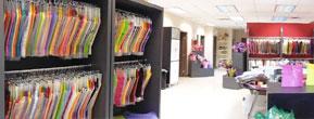 Koen Pack Canada showroom